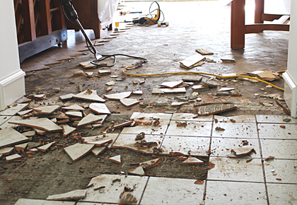 Floor Demolition 1